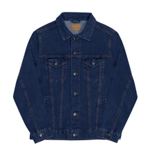 Load image into Gallery viewer, MAVVY Unisex denim jacket