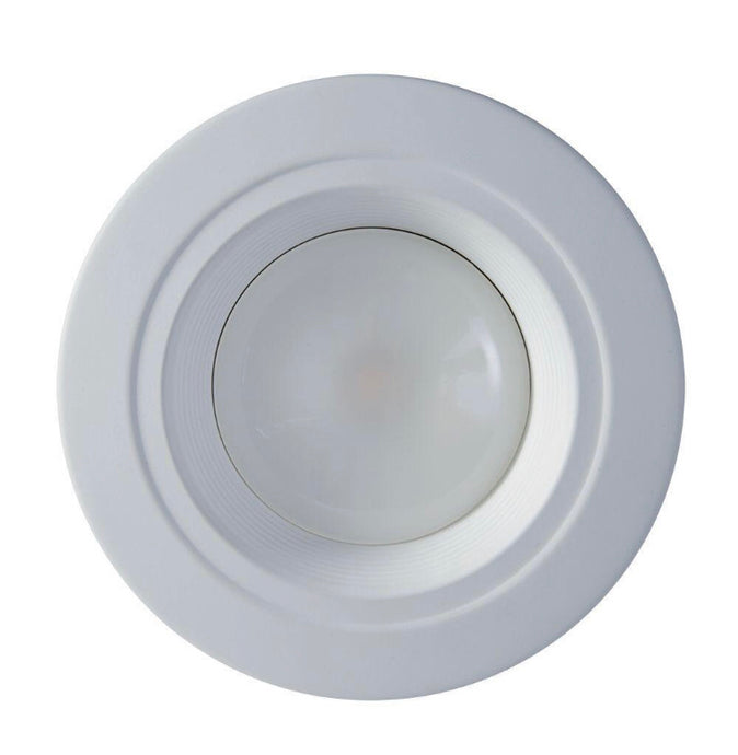 Halo RL 5 in. and 6 in. White Integrated LED Recessed Ceiling Light Trim at Selectable CCT, Extra Brightness (1221 Lumens)