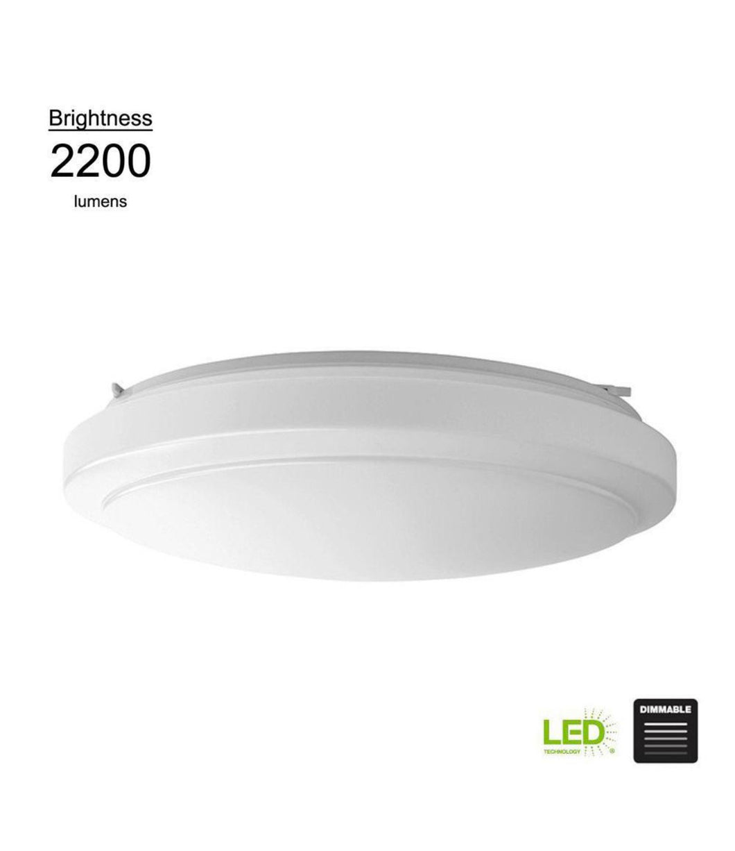 20in LED Round ceiling puff