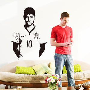 Neymar Wall Sticker