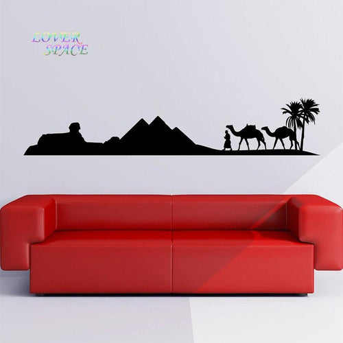 Egypt Skyline Wall Sticker