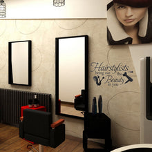 Hair Saloon Wall Sticker