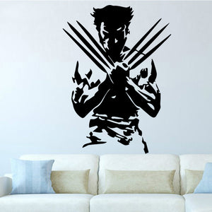 X-Men Wolverine Wall Sticker