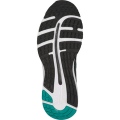 ASICS MENS GEL CUMULUS 20 (4E) BLACK/BERYL GREEN