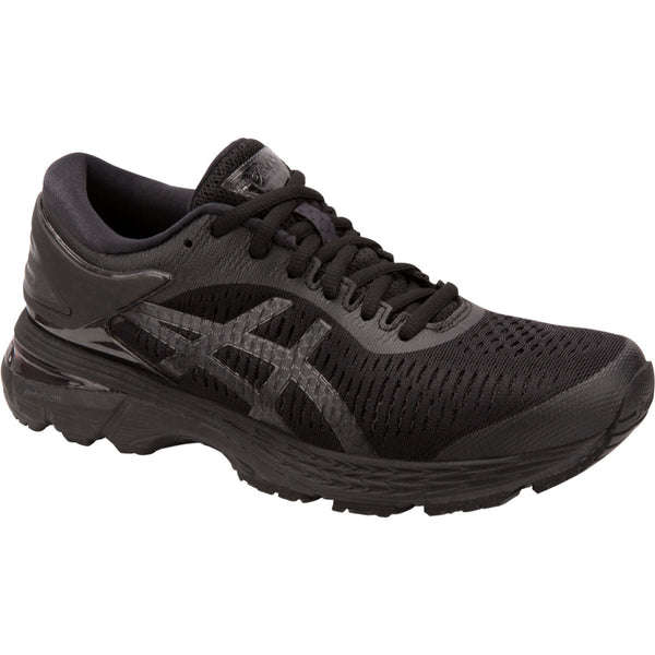 ASICS MENS KAYANO 25 BLACK/BLACK