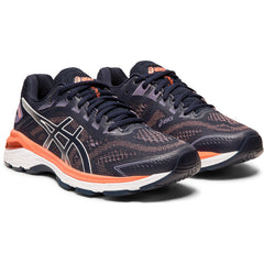 ASICS WOMENS GT-2000 7 (D) MIDNIGHT/MIDNIGHT