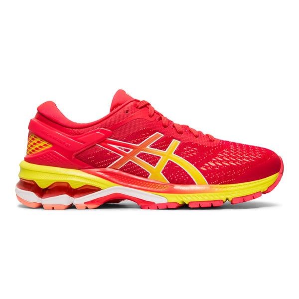 ASICS WOMENS KAYANO 26