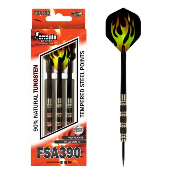 FORMULA SPORTS FSA390 TUNGSTEN DARTS