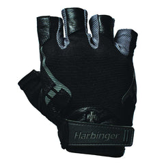 HARBINGER MENS PRO GLOVE BLACK