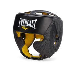 EVERLAST EVERCOOL HEADGEAR BLACK