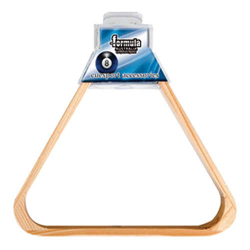 FORMULA SPORTS WOOD TRIANGLE 15 BALL 2 INCH