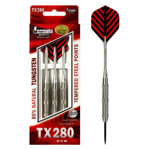 FORMULA SPORTS TX280 80% TUNGSTEN DARTS