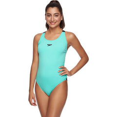 SPEEDO WOMENS ENDURANCE+ LEADERBACK ONE PIECE