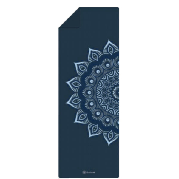 GAIAM ESSENTIAL SUPPORT 4.5MM MANDALA YOGA MAT