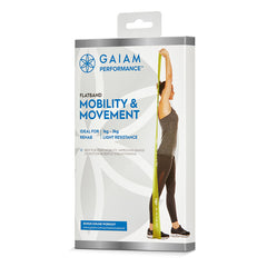GAIAM PERFORMANCE FLATBAND MOBILITY & MOVEMENT