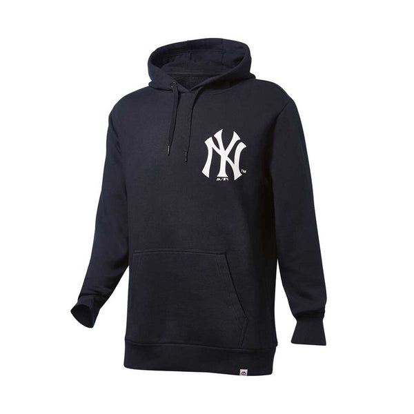 MAJESTIC MENS NEW YORK YANKEES HOODIE