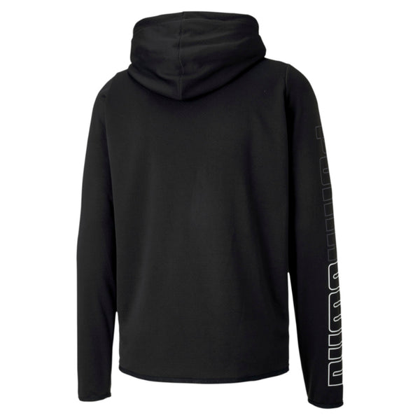 PUMA MENS POWER KNIT TRAINING HOODIE