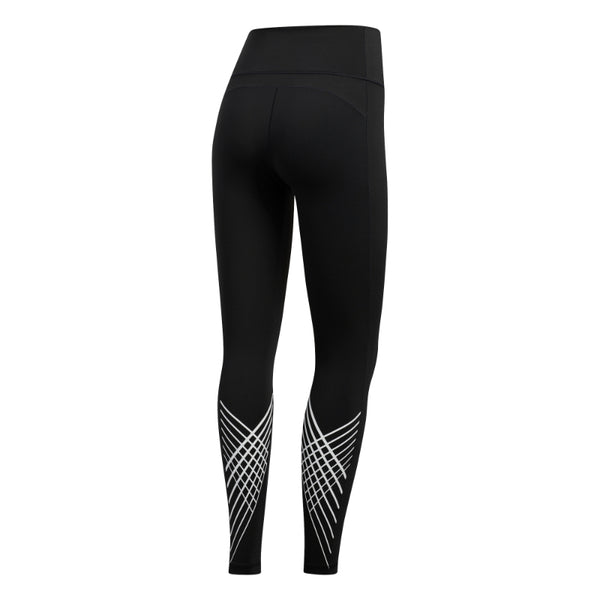 ADIDAS WOMENS BELIEVE THIS 2.0 TORCH LONG TIGHTS