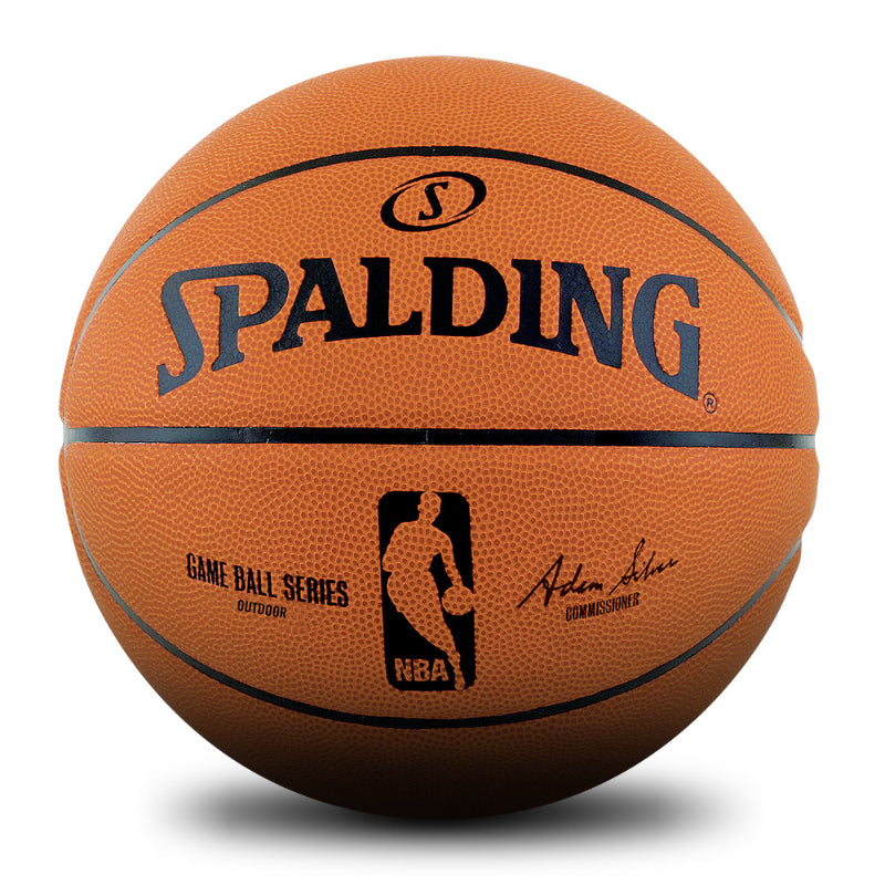 SPALDING NBA RUBBER GAME BASKETBALL