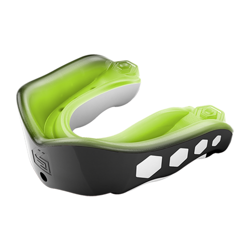 SHOCK DOCTOR GEL MAX LEMON LIME MOUTHGUARD