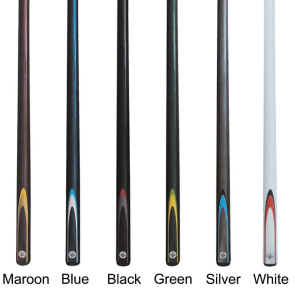 FORMULA SPORTS 57INCH COMPOSITE PLAIN CUE BLUE