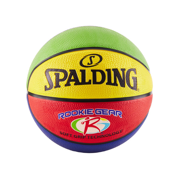 SPALDING ROOKIE GEAR SOFT GRIP BASKETBALL