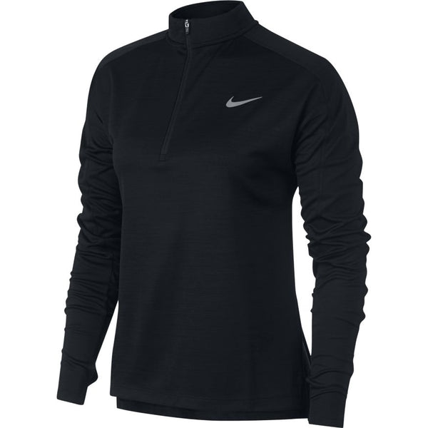 NIKE WOMENS PACER LONG-SLEEVE RUNNING TOP