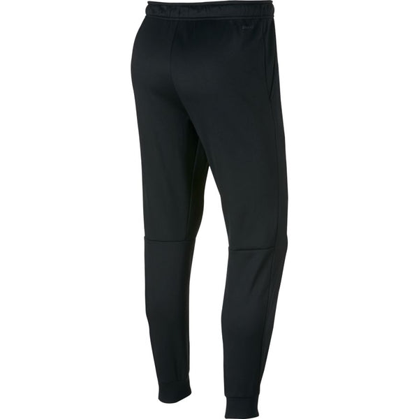 NIKE MENS THERMA TAPERED TRAINING PANT BLACK