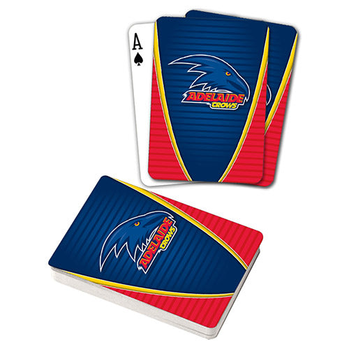 AFL PLAYING CARDS ADELAIDE CROWS