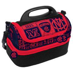 LICENSING ESSENTIALS AFL DOME COOLER BAG MELBOURNE DEMONS