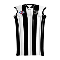 AFL PVC INFLATABLE LILO COLLINGWOOD MAGPIES