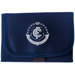 AFL SUPPORTER WALLET CARLTON BLUES