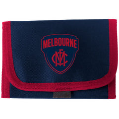 AFL SUPPORTER WALLET MELBOURNE DEMONS