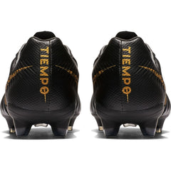 NIKE ADULT LEGEND 7 PRO FG BLACK/METALLIC VIVID GOLD