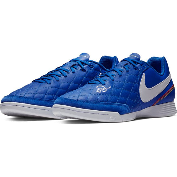 NIKE ADULT LEGENDX 7 ACADEMY 10R INDOOR COURT GAME ROYAL/WHITE