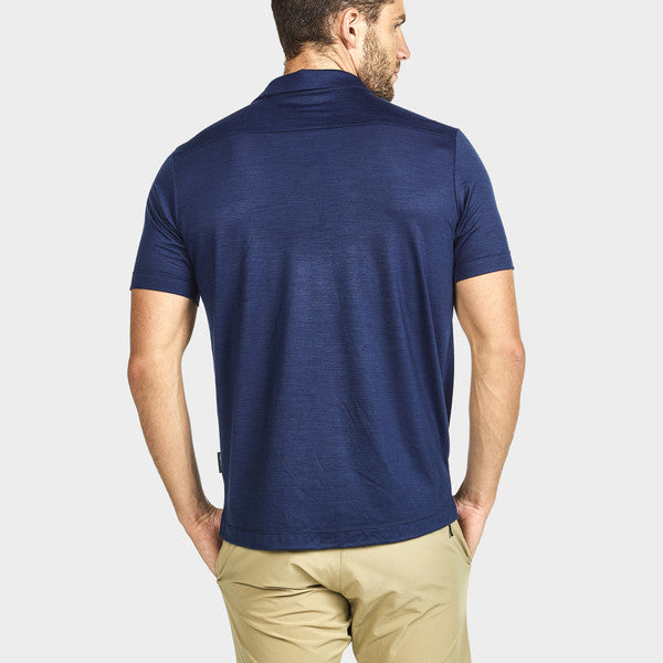 SQD ATHLETICA ARCADIA MERINO POLO