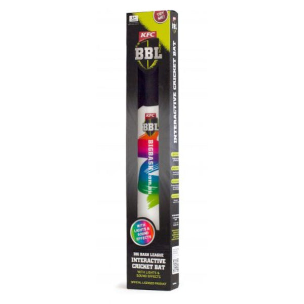 BBL INTERACTIVE CRICKET BAT