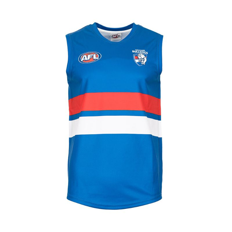 AFL REPLICA YOUTH GUERNSEY WESTERN BULLDOGS