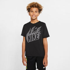 NIKE BOYS DOMINATE GRAPHIC TEE