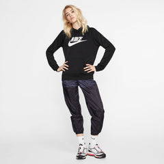 NIKE WOMENS SPORTSWEAR ESSENTIAL FLEECE HOODIE