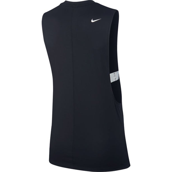 NIKE WOMENS PRO MARBLE GRAPHIC LOOSE TANK
