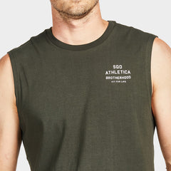 SQD ATHLETICA BROTHERHOOD TANK