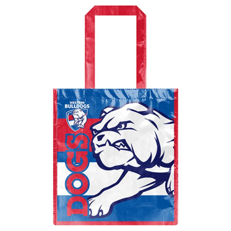 AFL CARRY BAG WESTERN BULLDOGS