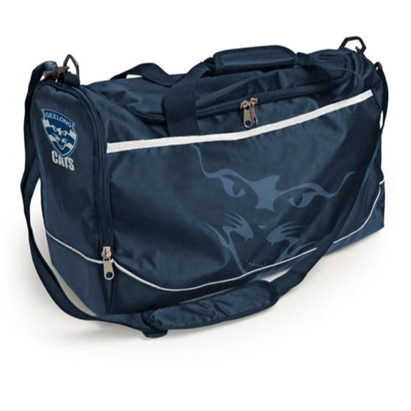 AFL SPORTS BAG GEELONG CATS