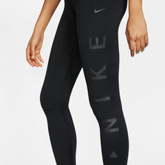 NIKE WOMENS ONE ICON CLASH MID-RISE 7/8 TIGHT