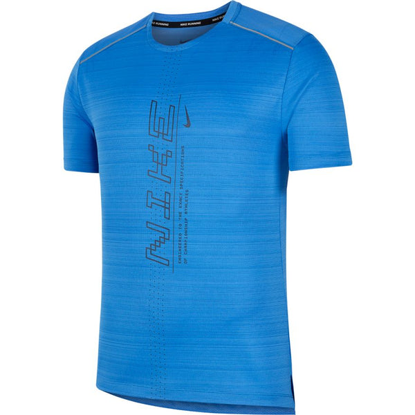 NIKE MENS DRI-FIT MILER TEE