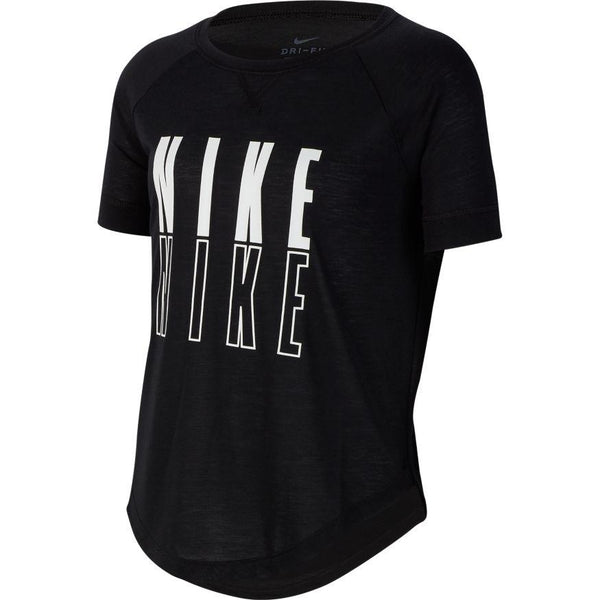 NIKE GIRLS TROPHY TRAINING TEE
