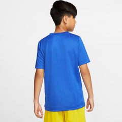 NIKE BOYS TROPHY GRAPHIC TRAINING TEE