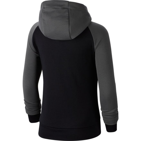 NIKE BOYS DRY-FIT GRAPHIC TRAINING ZIP HOODIE