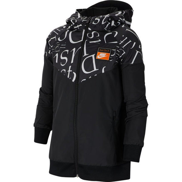 NIKE BOYS SPORTSWEAR WINDRUNNER JACKET